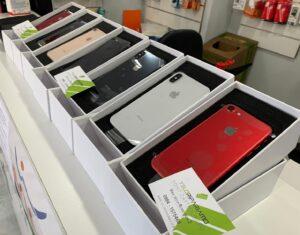 Iphone rigenerati GARANTITI