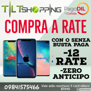 Telefoni a Rate Senza BustaPaga